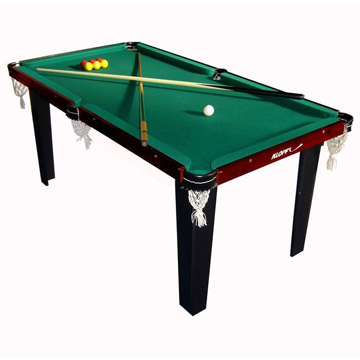 ccec8a815 Palácio dos Esportes - Klopf Mesa Snooker Simples