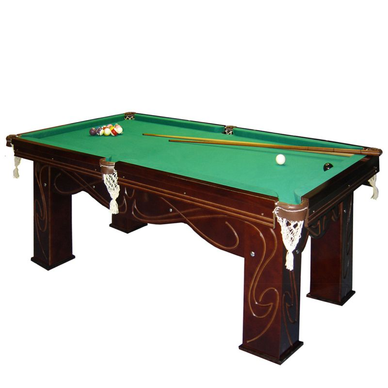 beb13be9d Palácio dos Esportes - Klopf mesa Snooker Luxo